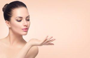 Microneedling-Hautverjüngerung